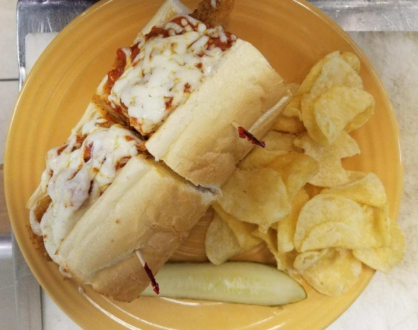 Sub - Chicken Parm